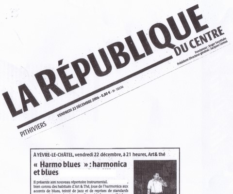 republique du centre